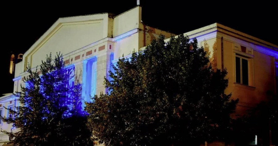 Γρεβενά: Για τον «χρυσό» Τεντόγλου θα παραμείνει φωταγωγημένο για 3 ημέρες το δημαρχείο της πόλης