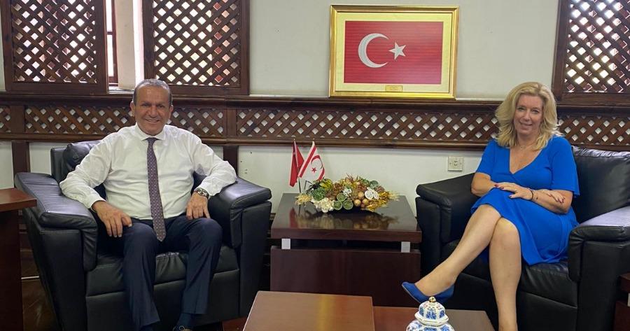 Κύπρος: Αντιδράσεις για την επίσκεψη Ολλανδής βουλευτή στα κατεχόμενα