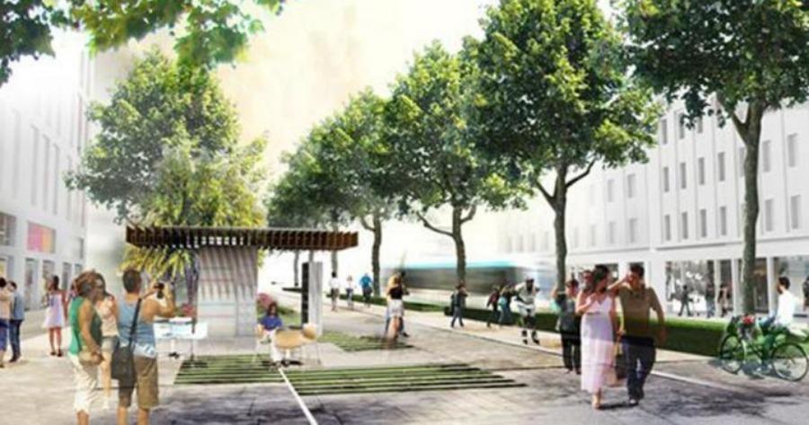 Νέα πεζοδρόμια στην Αθήνα με περιβαλλοντική αναβάθμιση