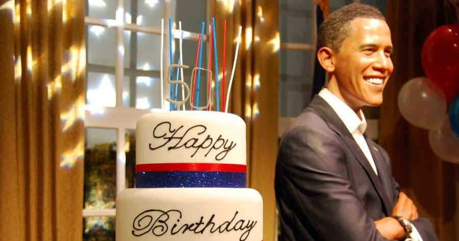 Ο Μπαράκ Ομπάμα δεν θέλει δώρα για τα γενέθλιά του