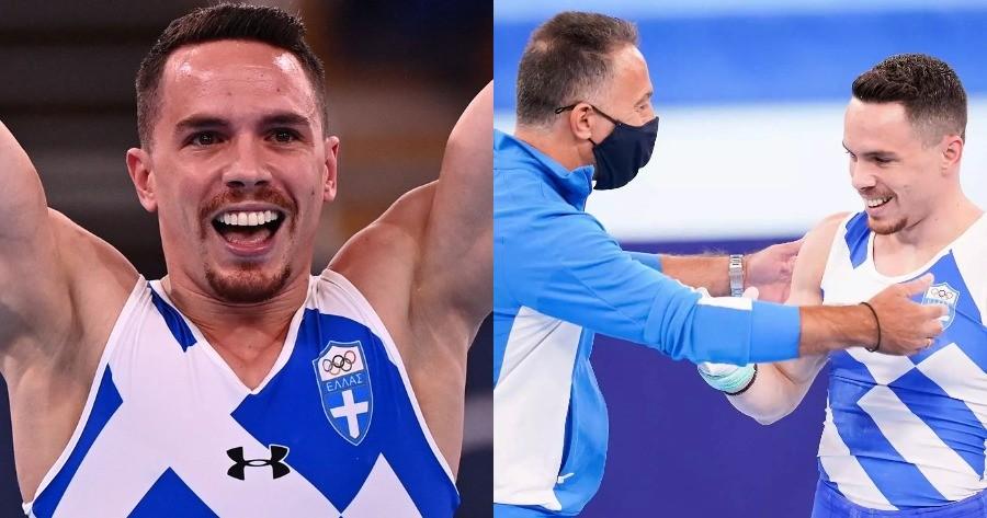 Ολυμπιακοί Αγώνες: Χάλκινος Ολυμπιονίκης ο Λευτέρης Πετρούνιας