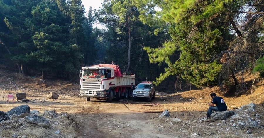 Πύργος: Εκκενώνεται προληπτικά και η κοινότητα Πουρνάρι μετά την εκκένωση της κοινότητας Ηράκλεια