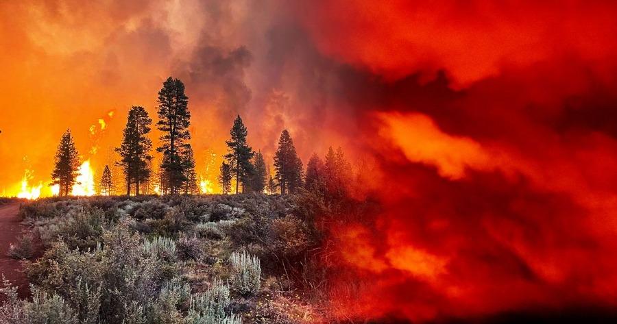Πυρκαγιά στη Βαρυμπόμπη: Δημιούργησε το δικό της καιρό, εμφάνισε ακραία συμπεριφορά πυρός