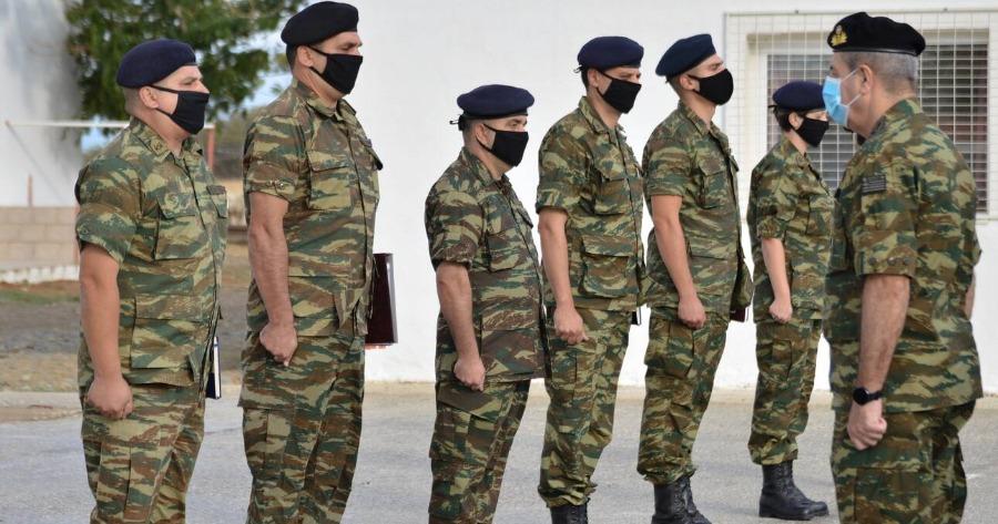 Προκηρύξεις για πρόσληψη ωρομίσθιου διδακτικού προσωπικού στον Στρατό Ξηράς