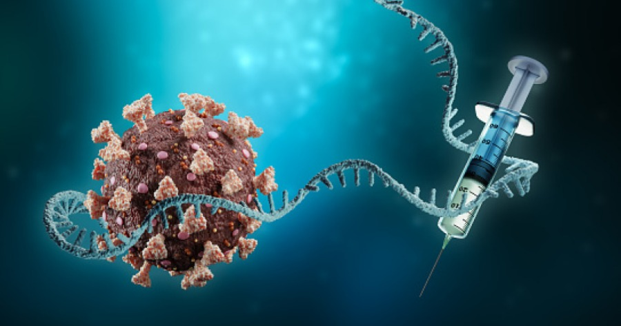 Tεχνολογία εμβολίων mRNA