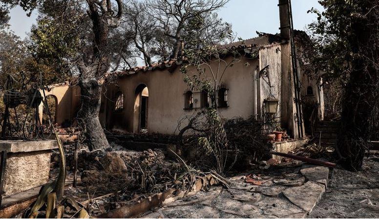 Βαρυμπόμπη: Η επόμενη μέρα – Αποκαρδιωτικές φωτογραφίες