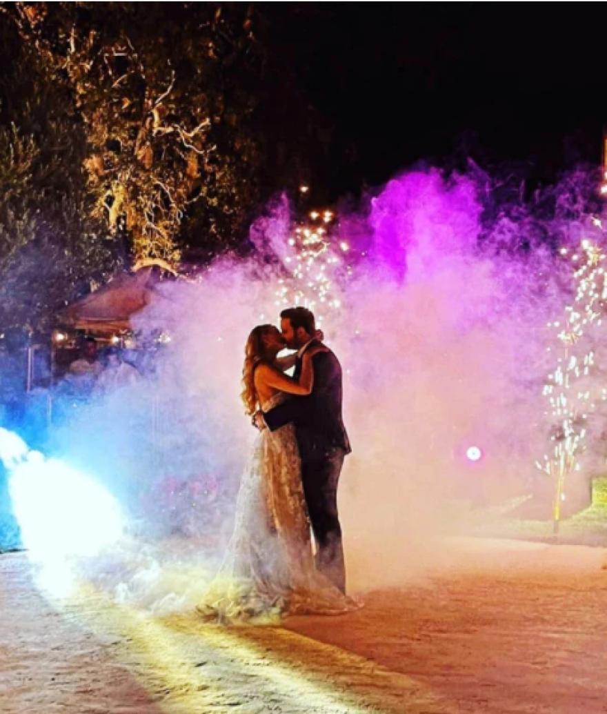 Αμαλία Αρσένη γάμος