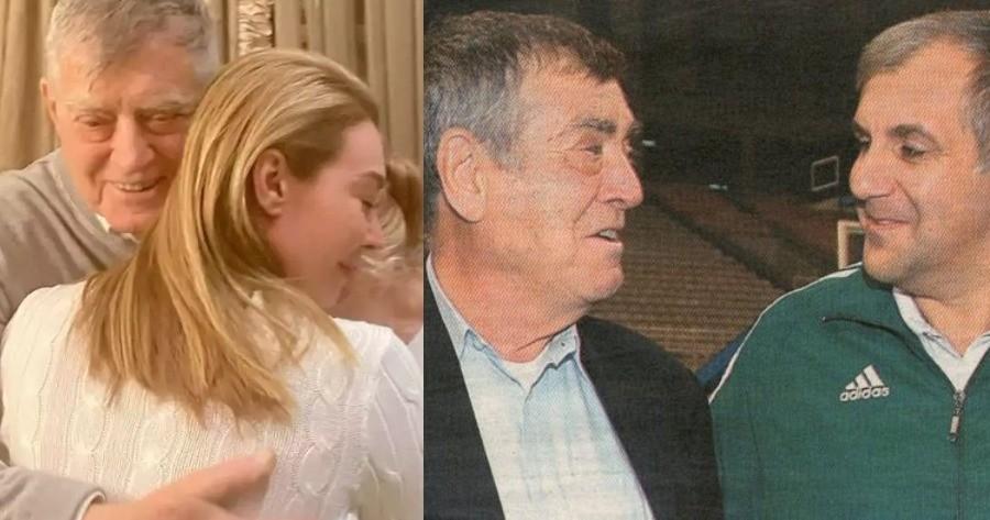 Τατιάνα Στεφανίδου πατέρας
