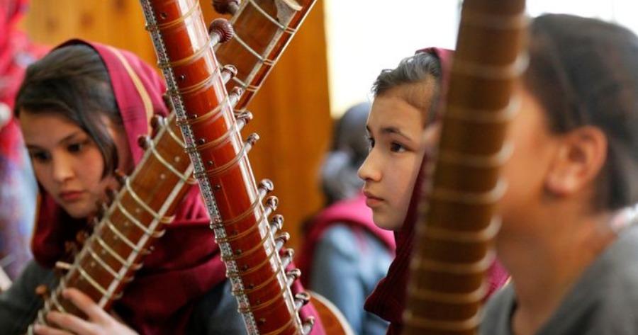 Αφγανιστάν μουσικοί