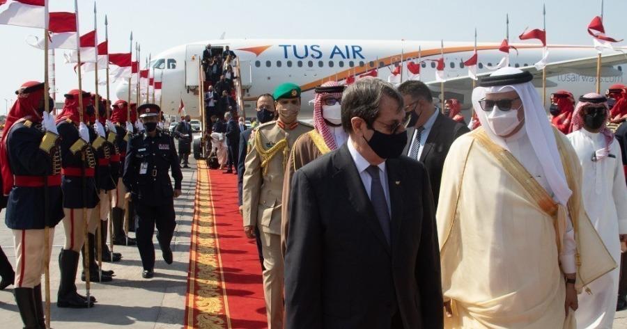 Αναστασιάδης: Επισκέφθηκε το Συμβούλιο Οικονομικής Ανάπτυξης του Μπαχρέιν