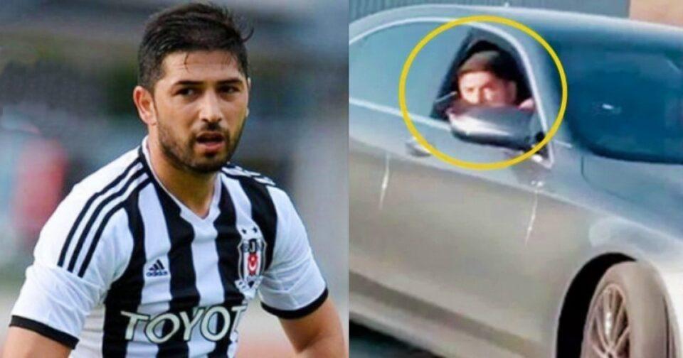 Διάσημος ποδοσφαιριστής πυροβόλησε οδηγό αυτοκινήτου