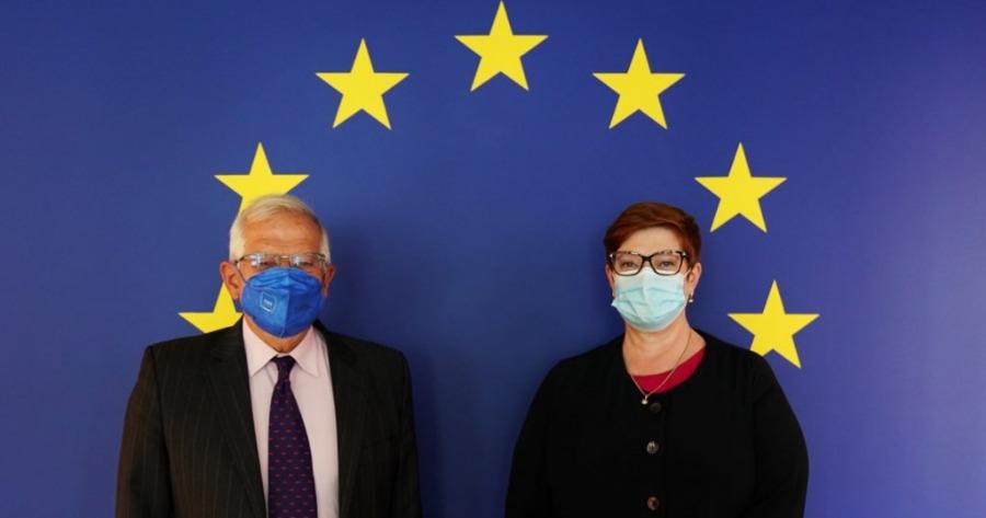 Ευρωπαϊκή Ένωση: «Αλληλεγγύη» στη Γαλλία και... απορίες για την AUKUS