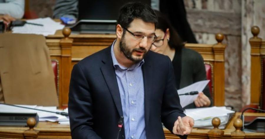 Ηλιόπουλος: