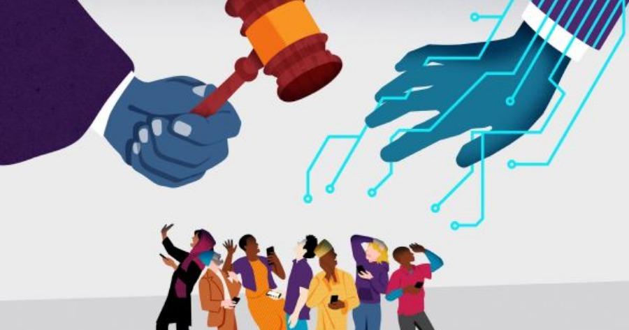 Ίντερνετ : Αυξήθηκε σε παγκόσμιο επίπεδο ο αριθμός των χρηστών που συνελήφθησαν ή υπέστησαν κακομεταχείριση λόγω των αναρτήσεών τους