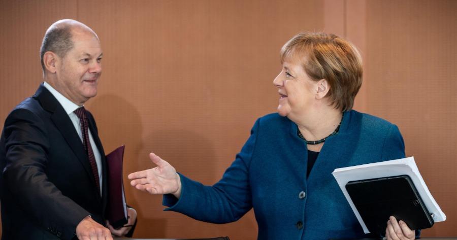 Μέρκελ: Με την αποχώρηση της από την πολιτική σκηνή, η ακροδεξιά χάνει τον αποδιοπομπαίο τράγο της