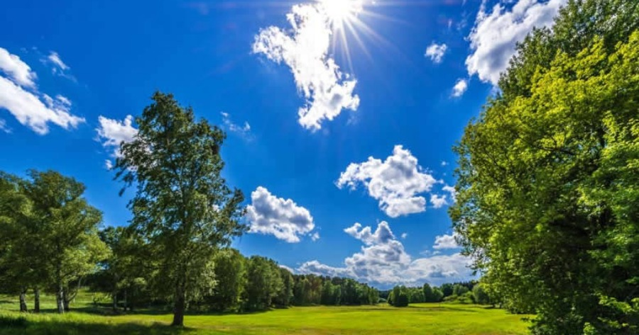 Meteo: Καλός ο καιρός αύριο με μικρή άνοδο της θερμοκρασίας