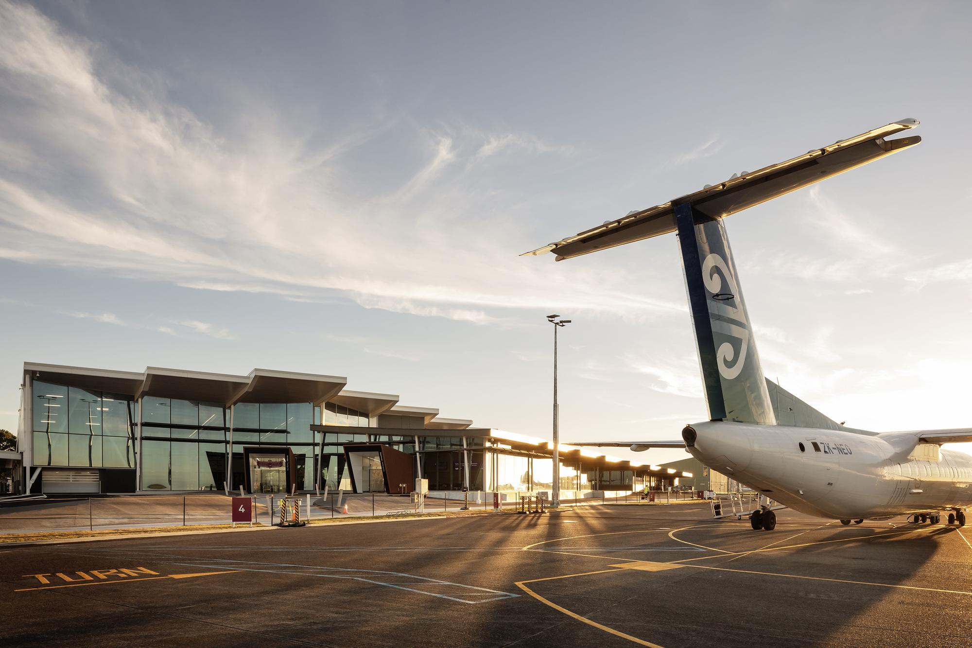 Νέα Ζηλανδία αεροδρόμιο