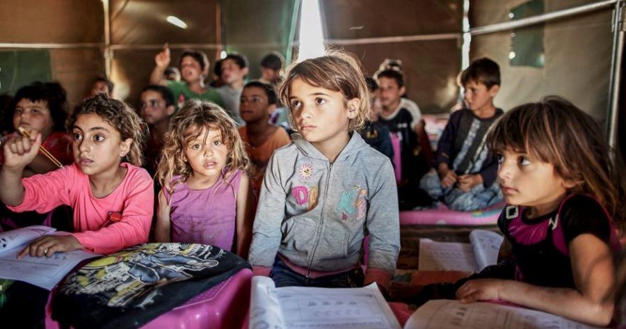 ΟΗΕ: Κρίσιμα κενά στη δευτεροβάθμια εκπαίδευση των προσφύγων παγκοσμίως