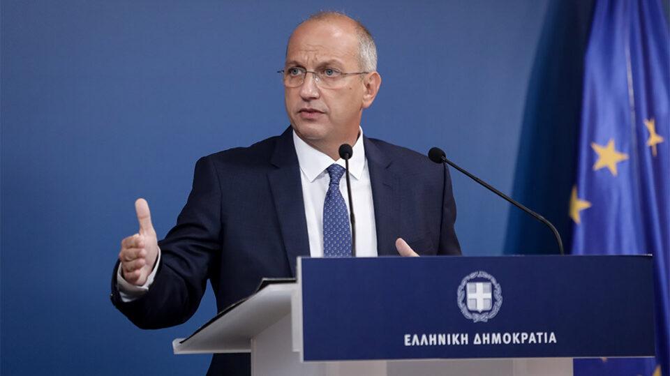 Οικονόμου: Η ελληνική πλευρά είναι προετοιμασμένη να αντιδράσει σε όλα τα μέτωπα ό,τι και να κάνει η Τουρκία