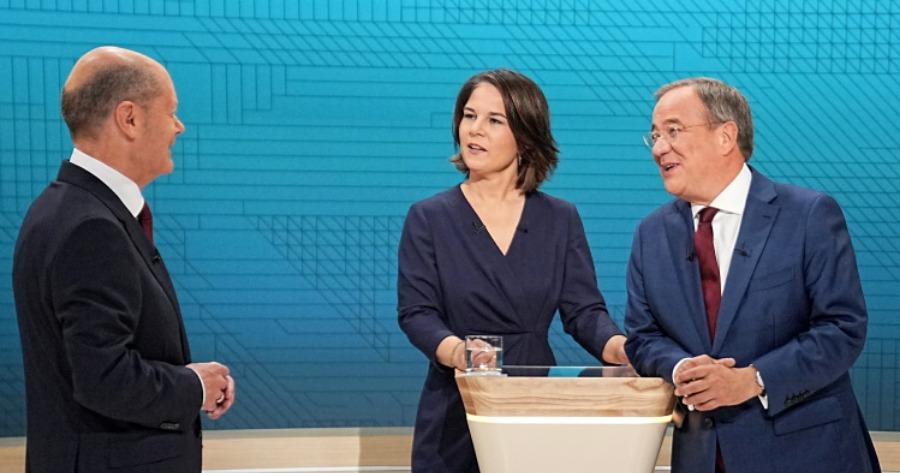 Όλαφ Σολτς:Ο υποψήφιος του SPD αναδείχθηκε νικητής και στο 3ο γερμανικό ντιμπέιτ