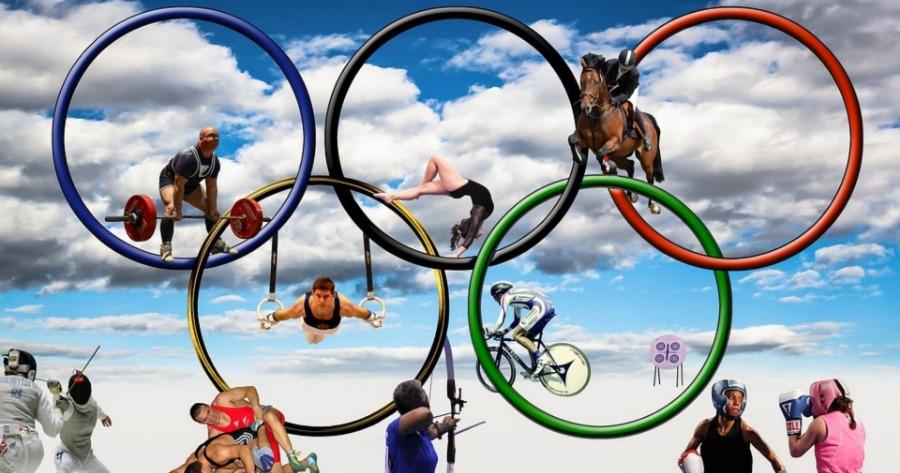 Ολυμπιακοί Αγώνες: Η ιστορία τους μέσα από αφίσες στις «Βιτρίνες Τέχνης» του ΟΤΕ