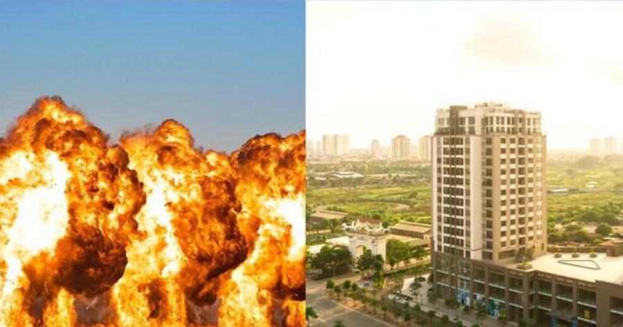 Ρωσία έκρηξη φυσικού αερίου