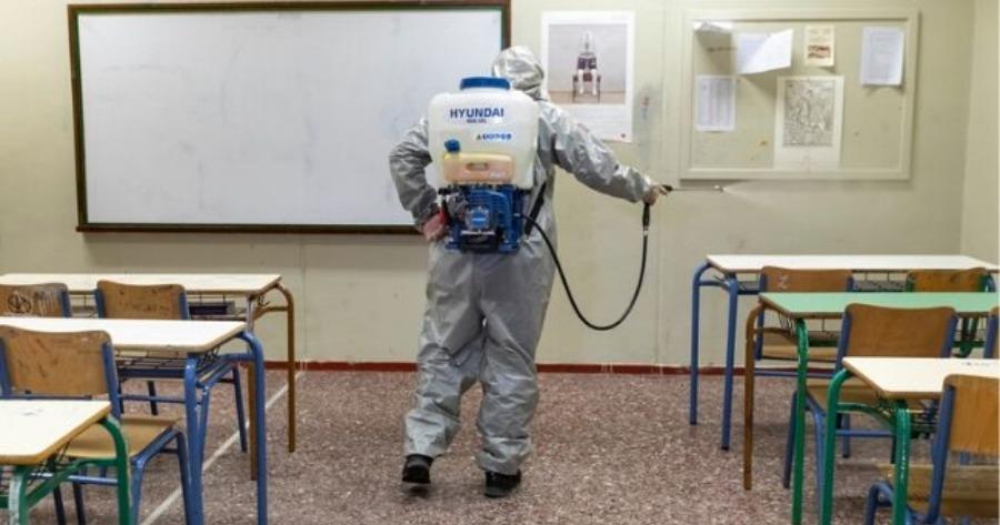 Σχολεία: Aνοίγουν με όλα τα μέτρα προστασίας κατά του COVID-19