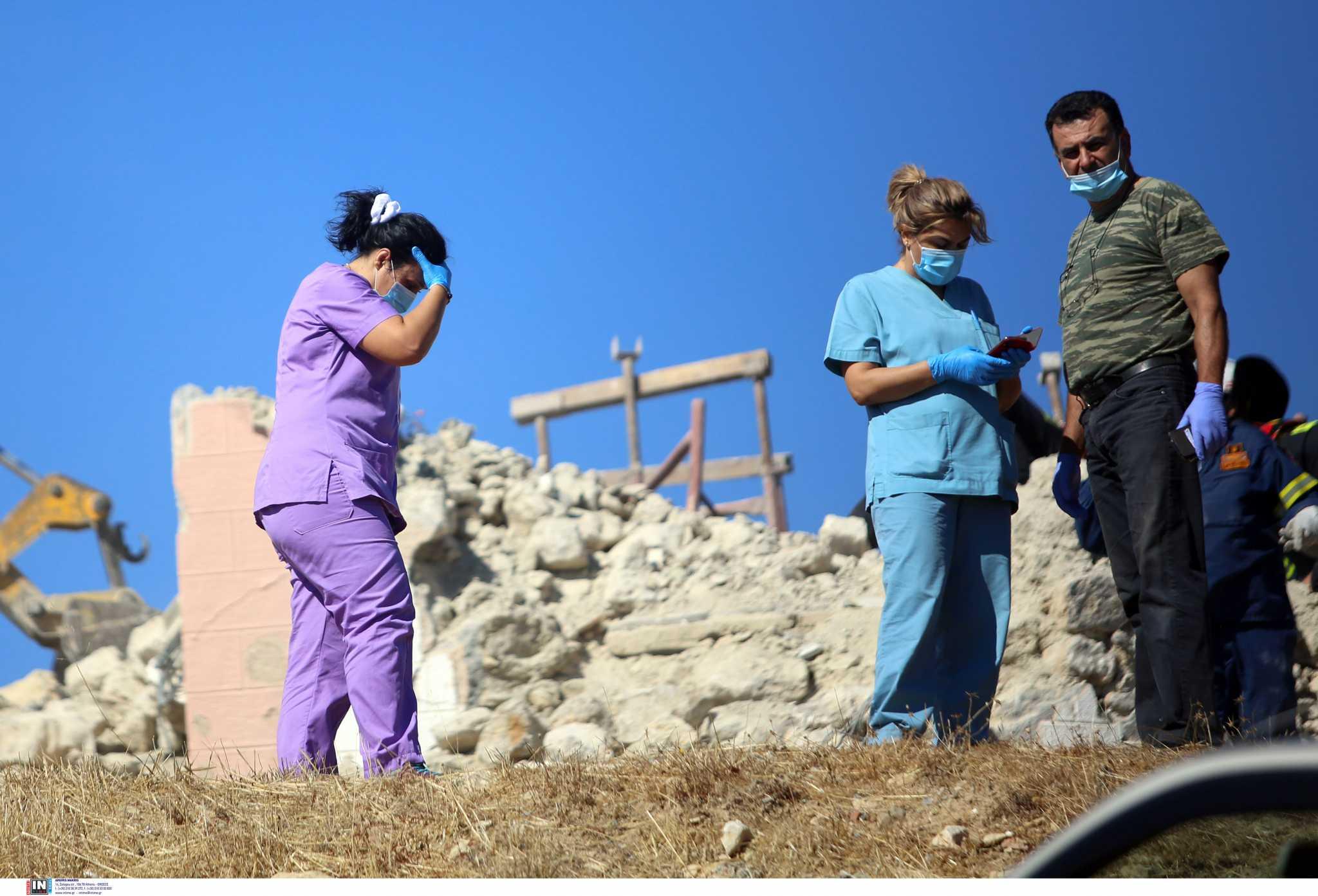 Σεισμός στην Κρήτη νεκρός 62χρονος