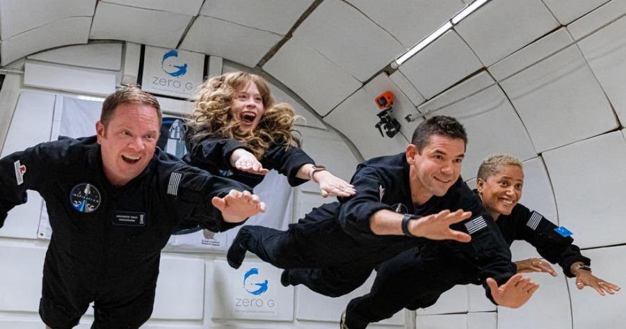 SpaceX: Προετοιμασία της πρώτης διαστημικής αποστολής που θα αποτελείται από πολίτες