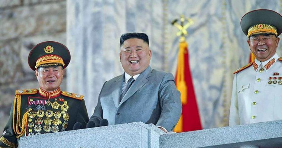 Βόρεια Κορέα: Η Πιονγκγιάνγκ πραγματοποίησε δοκιμή βαλλιστικών πυραύλων