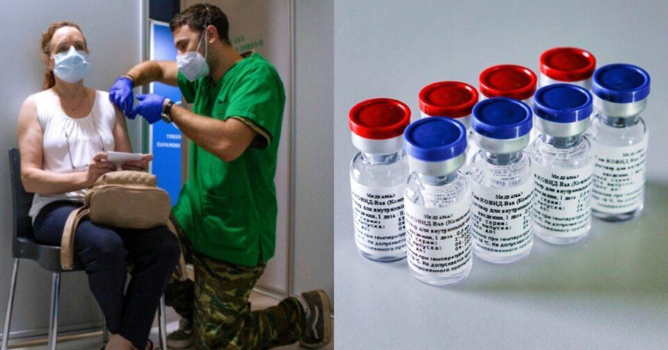 Αποστολή μηνυμάτων για τρίτη δόση του εμβολίου