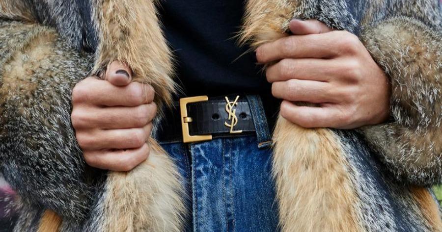 Ζωική γούνα: Και οι οίκοι Saint Laurent και Brioni της γυρίζουν την πλάτη