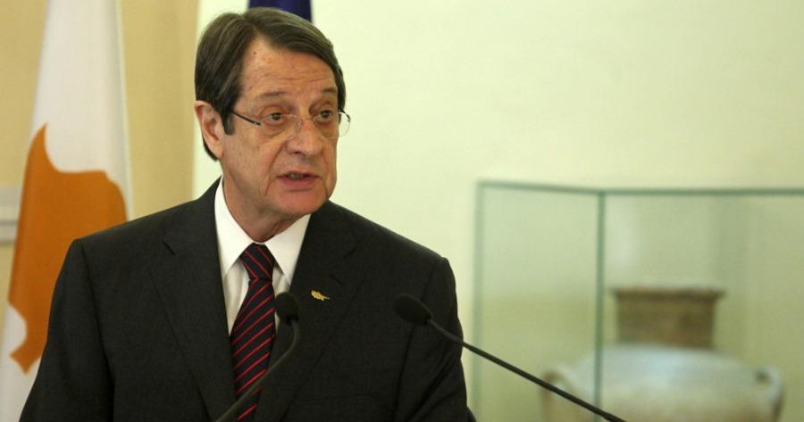 Αναστασιάδης: Τηλεφωνική επικοινωνία με τον πρωθυπουργό του Ισραήλ