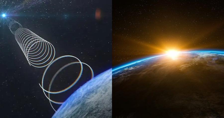 Ασυνήθιστα ραδιοκύματα στη Γη
