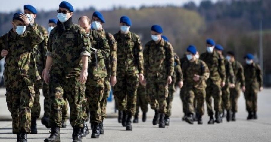 Ένοπλες Δυνάμεις: Σε μέγιστη ετοιμότητα για την κακοκαιρία