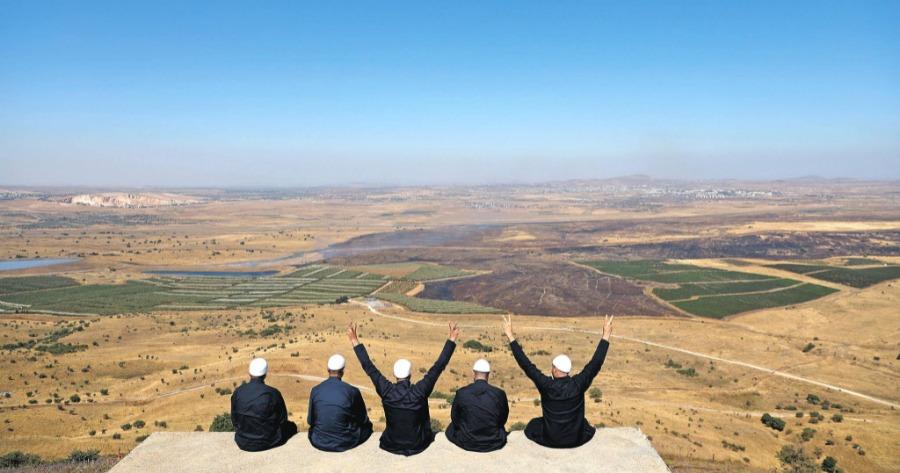 Ισραήλ: Θα κρατήσει τα υψώματα Γκολάν ανεξάρτητα από την τύχη του Σύρου προέδρου