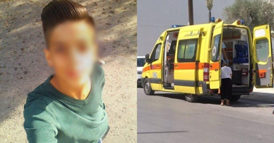 Οικογενειακή τραγωδία στην Κρήτη