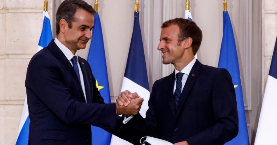 ΝΑΤΟ: Καλωσόρισε τη συμφωνία Ελλάδας-Γαλλίας