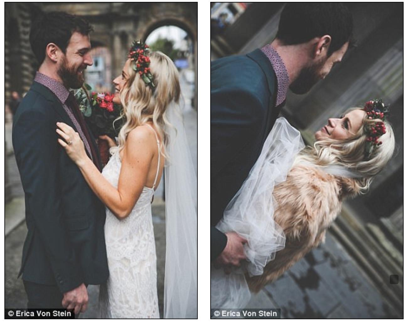 Σκωτσέζα νύφη