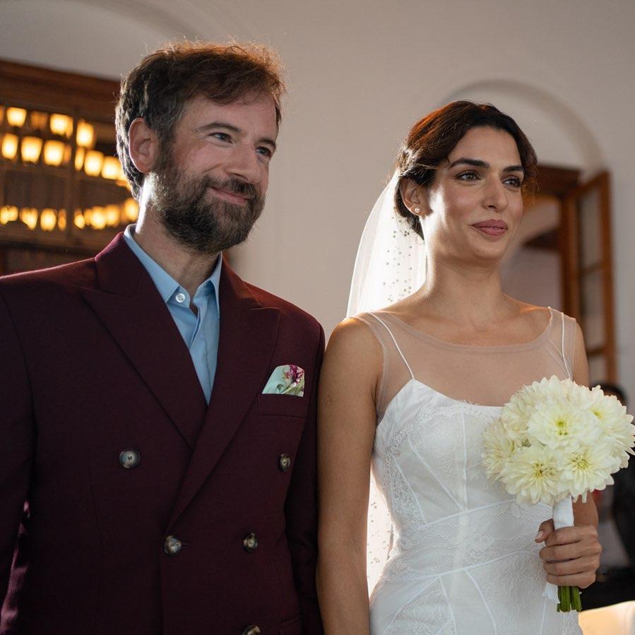 Τόνια Σωτηροπούλου γάμος