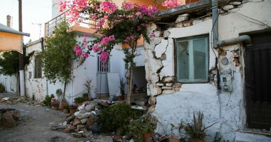 Ρέθυμνο: Είδη πρώτης ανάγκης προσέφεραν στους σεισμόπληκτους του Αρκαλοχωρίου, οι ξενοδόχοι και το παράρτημα ΑμεΑ