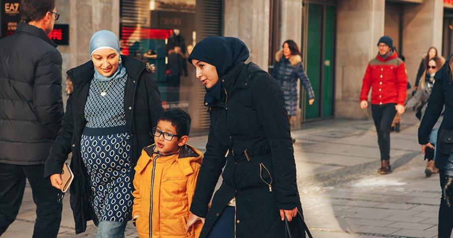 Συρία: Το Βερολίνο επαναπάτρισε 8 γυναίκες και 23 παιδιά , ενώ η Δανία 3 γυναίκες και 14 παιδιά