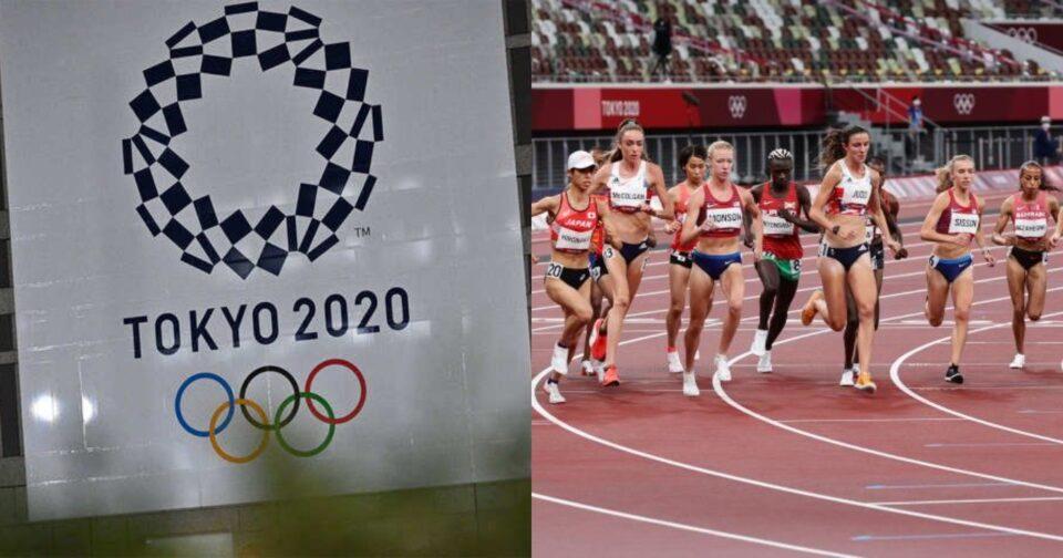 Ολυμπιονίκης Τόκιο