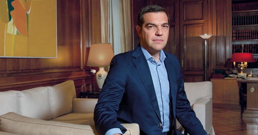 Τσίπρας: Ο Μητσοτάκης δεν κυρώνει τα μνημόνια με τη Βόρεια Μακεδονία υπό τον φόβο κάθε λογής Μπογδάνων της ΝΔ