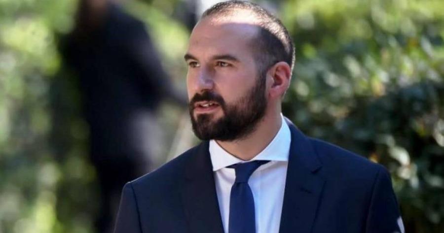 Τζανακόπουλος: «Πρέπει να ξηλωθεί το κουβάρι των σχέσεων διαπλοκής του Μεγάρου Μαξίμου»